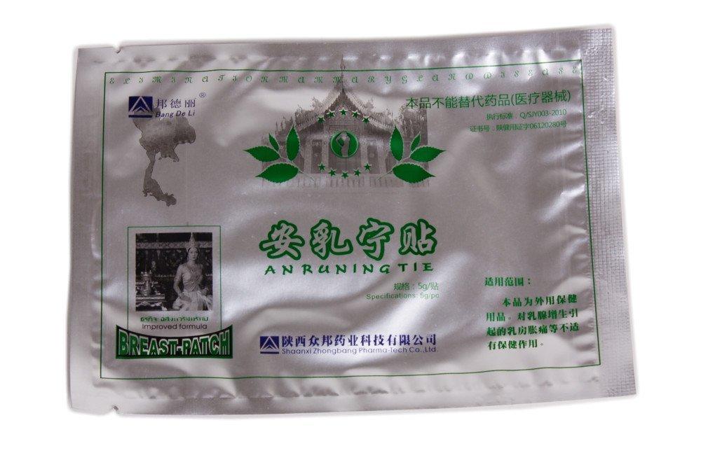 Пластырь от мастопатии Huaxin Breast Plaster - HEALTHY MAMA