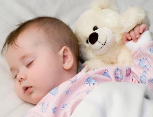 Как улучшить ночной сон ребенка?