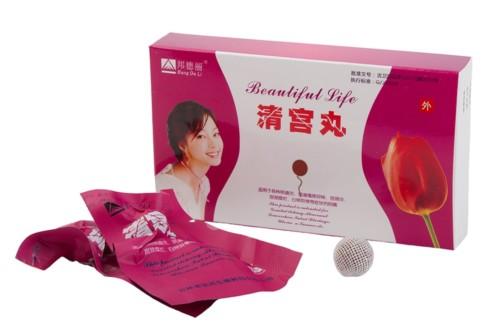 Китайские тампоны Beautiful Life