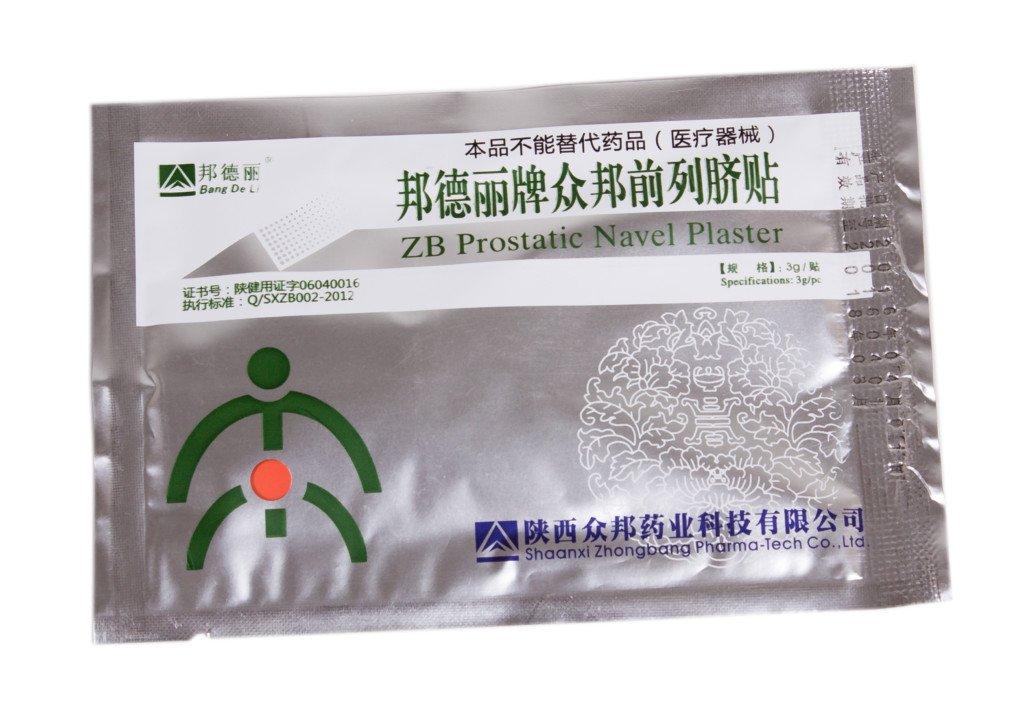 пластырь китайский лечебный от простатита купить