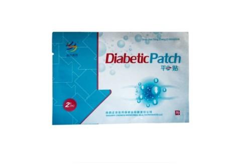 Диабетический пластырь (Китай)