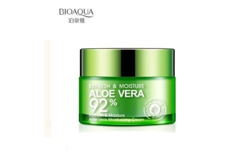 Крем-гель для лица и шеи BioAqua Aloe Vera
