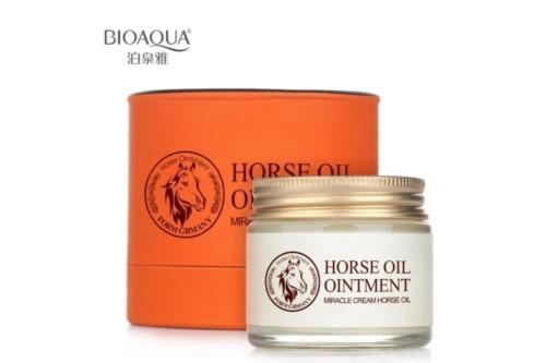 Крем против морщин BioAqua Horseoil