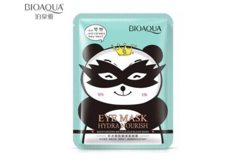 Круговая тканевая маска для кожи вокруг глаз BioAqua Hydra Nourish