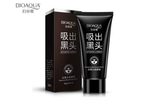 BioAqua Activated Carbon Mask