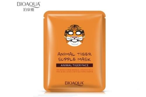 Питательная маска BioAqua Animal Face Tiger