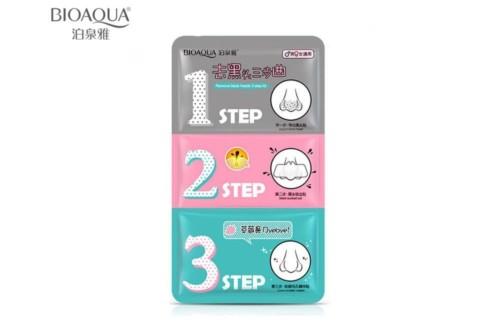 Система очистки пор от черных точек BioAqua 3 Step