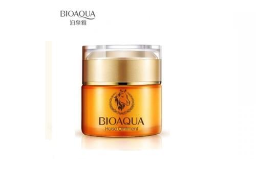 Увлажняющий крем для лица BioAqua Horseoil
