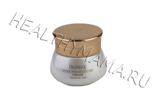 Deoproce Spider Web Multi Care Cream