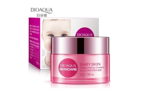 BioAqua Baby Skin Beauty Makeup Cr
