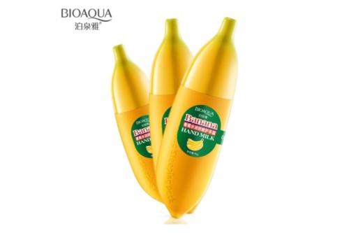 BioAqua Banana Hand Milk
