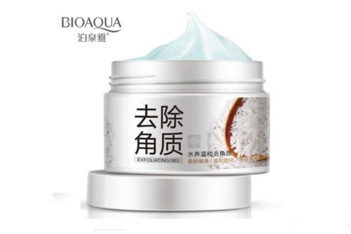 BioAqua Rice Brightening & Exfoliating Gel