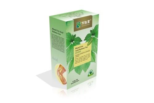 Чай для очищения крови Blood Uric Acid Balance Tea