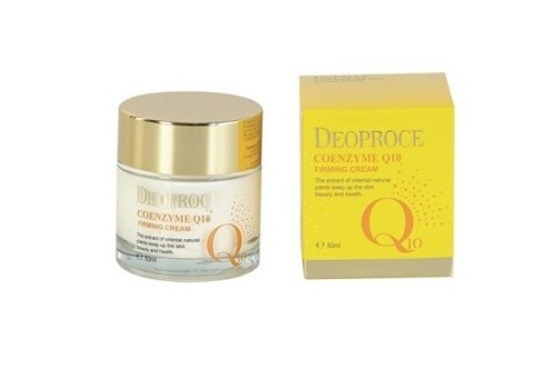 DEOPROCE COENZYME Q10 FIRMING CREAM