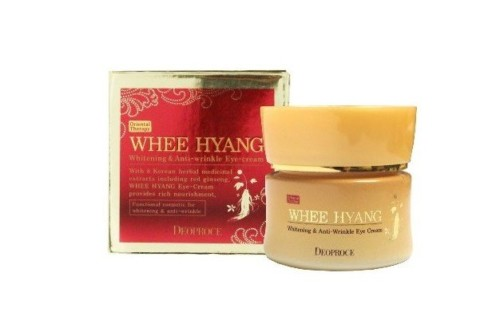 WHEE HYANG ANTI-WRINKLE CREAM