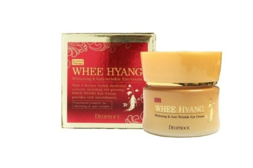 WHEE HYANG WHITENING & ANTI-W