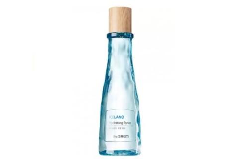 the SAEM ICELAND Hydratig Toner