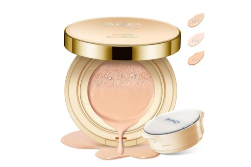 BioAqua BB cream cushion ББ-крем кушон