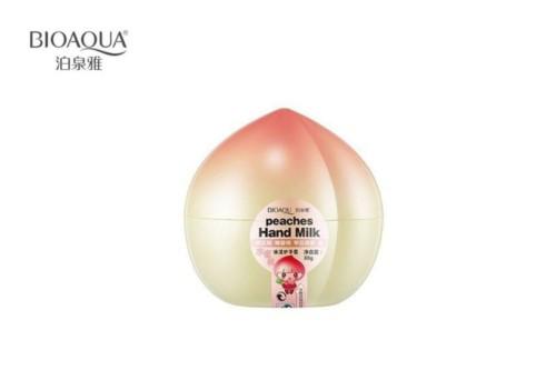 Крема для рук персик