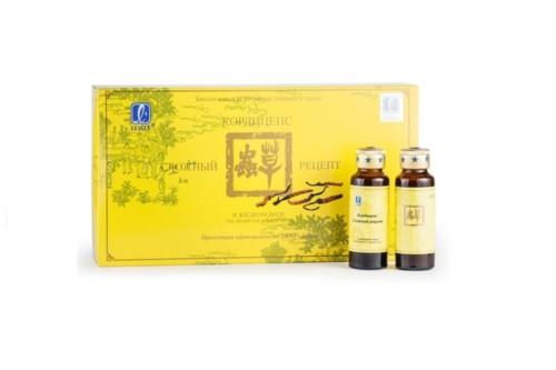 Эликсир Кордицепс Сложный рецепт (Complex cordyceps), 6 бутылок