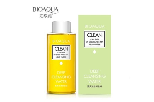 BioAqua Deep Cleansing Water