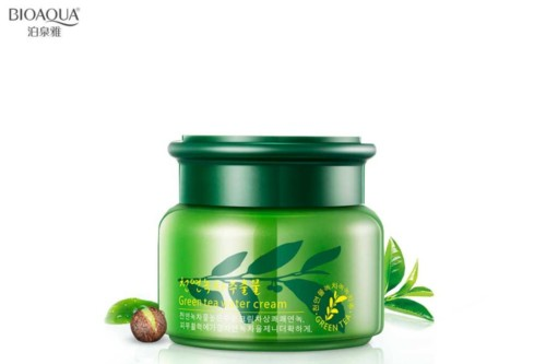 BioAqua Green Tea Water Cream