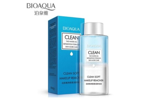 Bioaqua Clean the water oil makeup remover