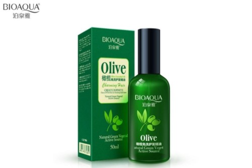 bioaqua olive extract nourishing essence oil straight