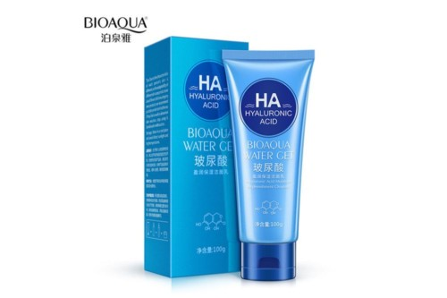 BioAqua Hyaluronic Acid Water Get Face Foam