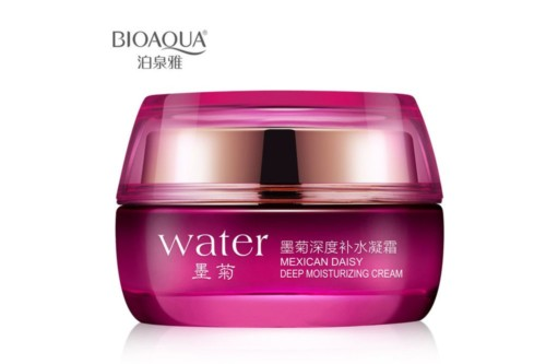 BioAqua mexican daisy chrysanthemum deep hydrating cream