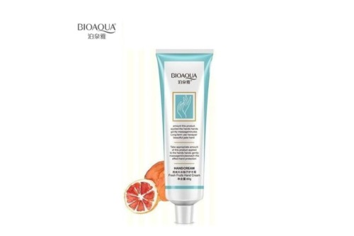 BioAqua Grapefruit Hand Cream.