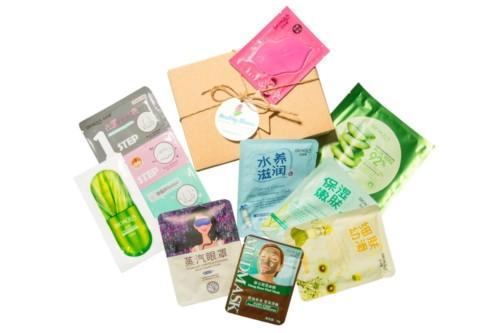 Подарочный набор BioAqua 3 Маски для молодой кожи