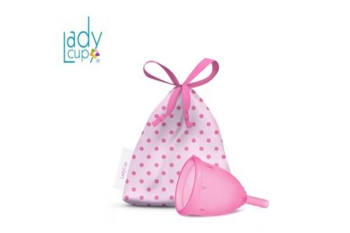 LadyCup розовая