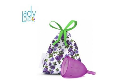 LadyCup фиолетовая 1