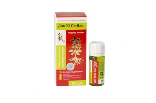 Дан Ю Пав Ли Зеленое масло