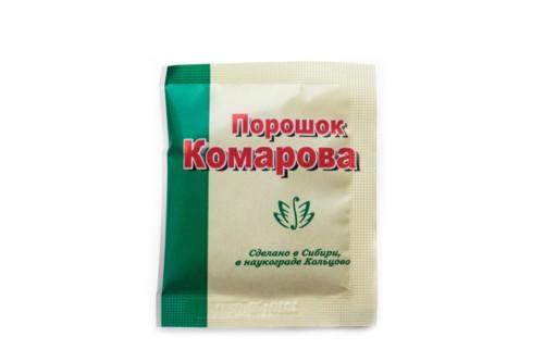Порошок Комарова (2,5 г) Ветом
