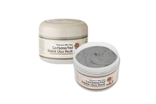 Очищающая глиняно-пузырьковая маска Elizavecca Carbonated Bubble Clay Mask, 100 мл