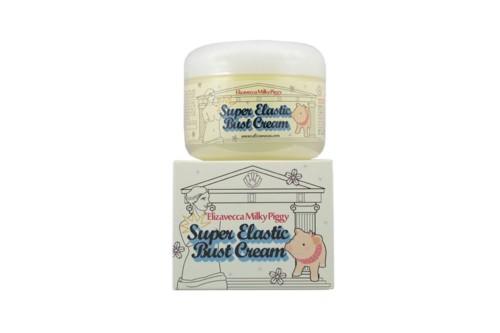 Массажный крем для упругости бюста Elizavecca Milky Piggy Super Elastic Bust Cream, 100 мл