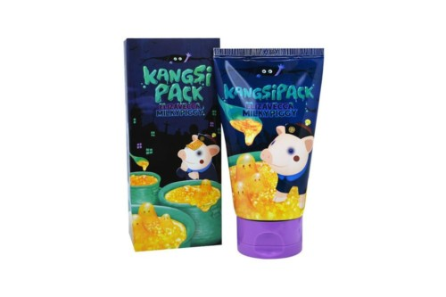 Elizavecca Milky Piggy Kangsi Pack Mask Очищающая золотая маска, 120 мл