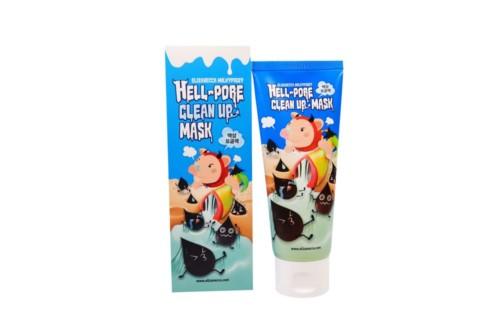 Elizavecca Milky Piggy Hell-Pore Clean Up Mask Маска-плёнка для очищения пор, 100 мл