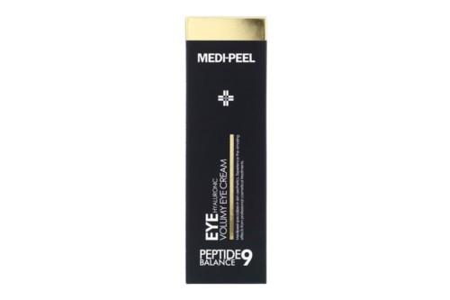 MEDI-PEEL Peptide Balance9 Eye Hyaluronic Volumy Eye Cream Омолаживающий крем для век с пептидами, 40 мл