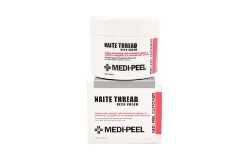 MEDI-PEEL Naite Thread Neck Cream Подтягивающий крем для шеи с пептидным комплексом, 100 мл