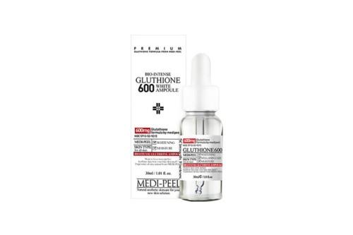 Осветляющая ампульная сыворотка с глутатионом MEDI-PEEL Bio-Intense Gluthione 600 White Ampoule, 30 мл
