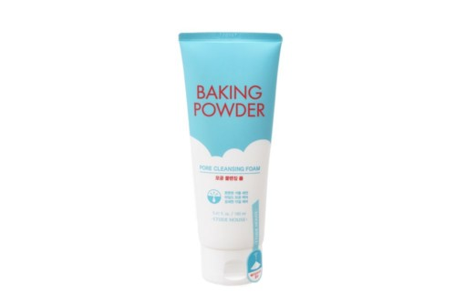 Очищающая пенка 3 в 1 с содой Etude House Baking Powder Pore Cleansing Foam, 160 мл