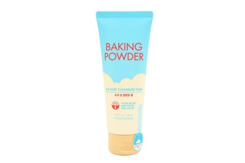 Очищающая пенка для снятия ББ-крема с содой Etude House Baking Powder B.B Deep Cleansing Foam, 160 мл