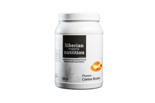 JN Power Protein, Крем брюле, 900 г