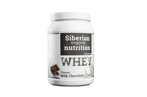 Justnative JN Protein WHEY Шоколад, 900 г