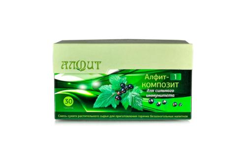 Алфит 1 Композит для сильного иммунитета, 30 ф п , 60г