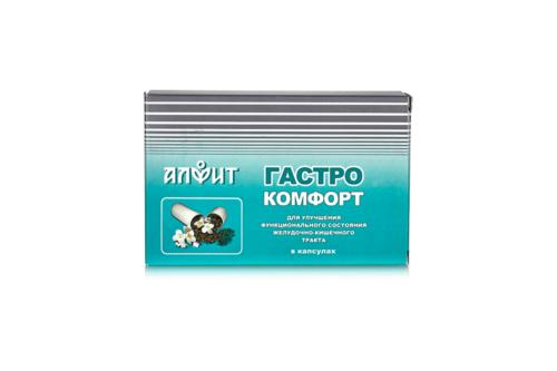 Биологически активная добавка к пище ГастроКомфорт в капсулах, 60 капс по 420 мг