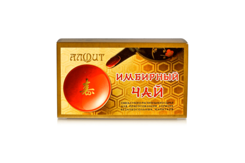 Имбирный чай, 25 ф п , 50г